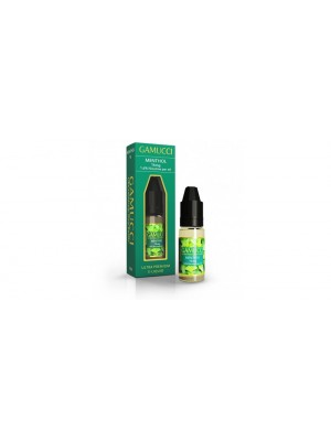 Gamucci Ultra Premium E-Liquid - Menthol