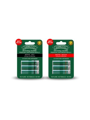 Gamucci Micro Cartomizers Menthol (ALL STRENGTHS)