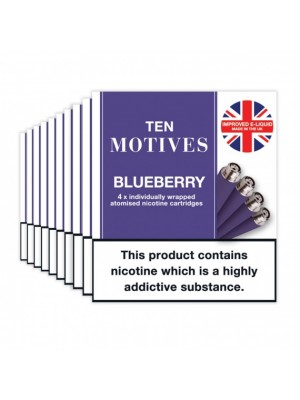 Ten Motives - Blueberry