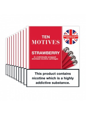 Ten Motives - Strawberry