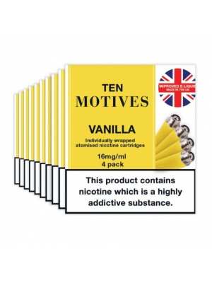 Ten Motives - Vanilla