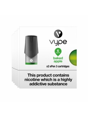 Vype Epen 3 Pods - Baked Apple