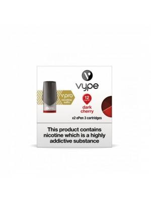 Vype ePen 3 Vpro Pods - Dark Cherry