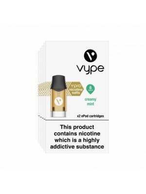 Vype ePOD Refills - Creamy Mint