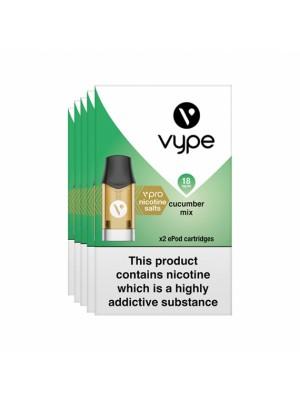 Vype ePOD Refills - Cucumber Mix